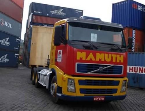 Empresa de Transporte de Cargas Pesadas com Qualidade – Mamuth