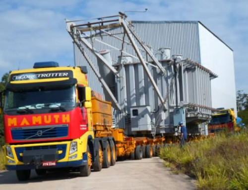O que é e para que serve uma empresa de transporte de cargas pesadas